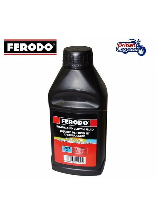 Brake Fluid DOT4 (500ml)