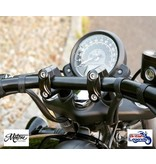 """Up & Over"" Handlebar Risers for Triumph bikes"