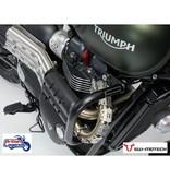 SW-Motech Barres de Protection Moteur pour Triumph Twins
