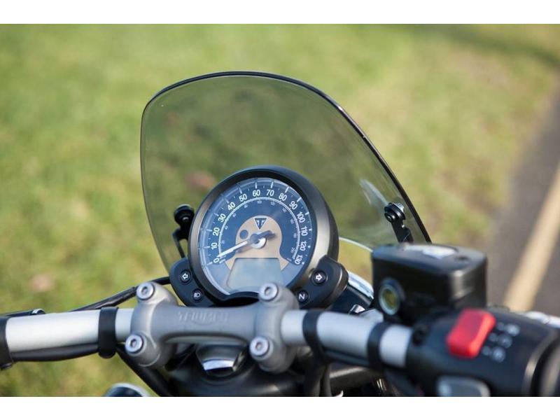 DART Pare-Brise Triumph Bobber
