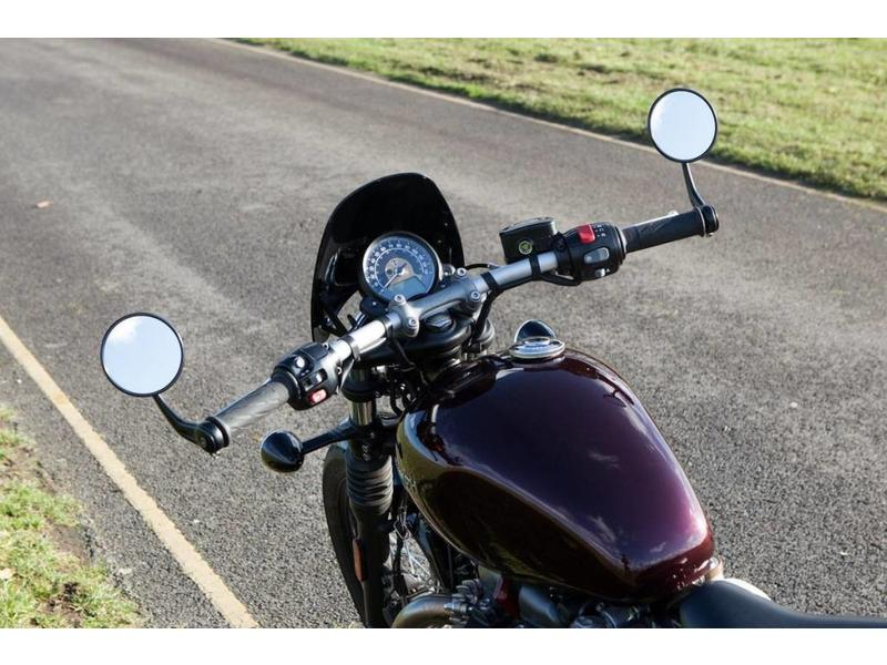 DART Flyscreen for Triumph Bobber