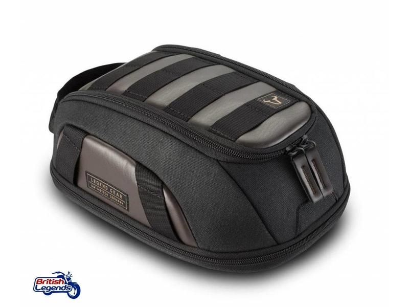 SW-Motech Canvas Tank Bag with Magnetic Fitting