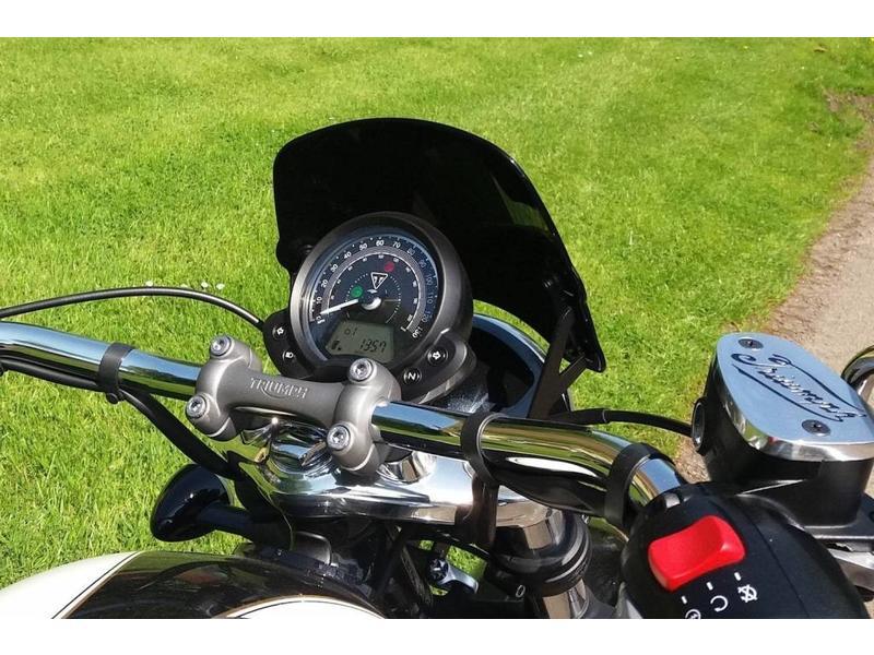 DART Flyscreen DART for Triumph Speedmaster 1200
