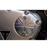 Solid Alloy Engine Badges (Pair L+R)