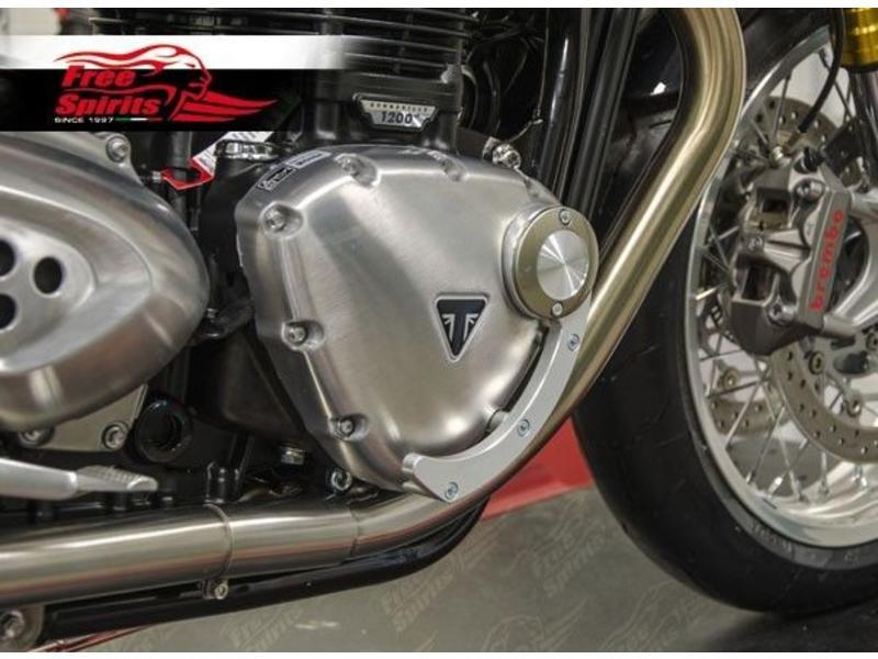 Free Spirits Protections Moteur pour Triumph Twins 900/1200cc