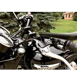 "Motone ""Up & Over"" Handlebar Risers for Triumph bikes"