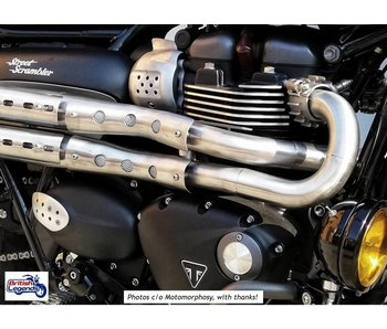 "MASS ""Mohave"" Exhaust"