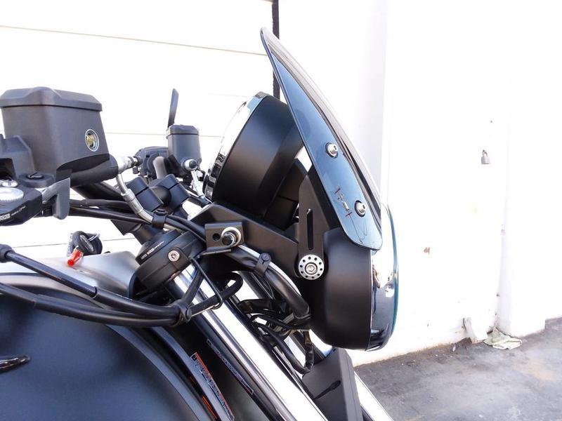 DART Pare-Brise pour Moto Guzzi Audace