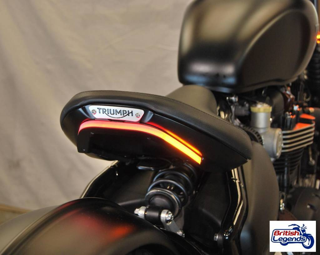 Tail Tidy In Complete Kit For Triumph Bobber Triumph Parts