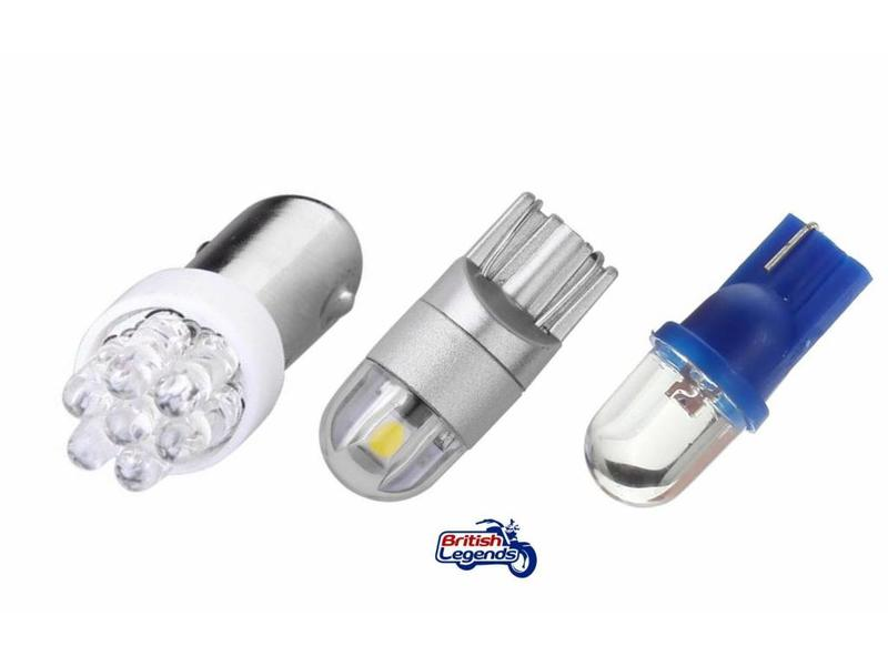Parking Light LED Bulb for Increased Visibility