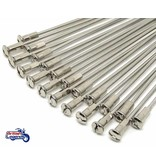Stainless Steel Spokes for Triumph Motorcycles