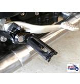 TEC Adjustable Footrests for Triumph Motorcycles