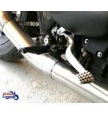 TEC Adjustable Footrests for Triumph Twins