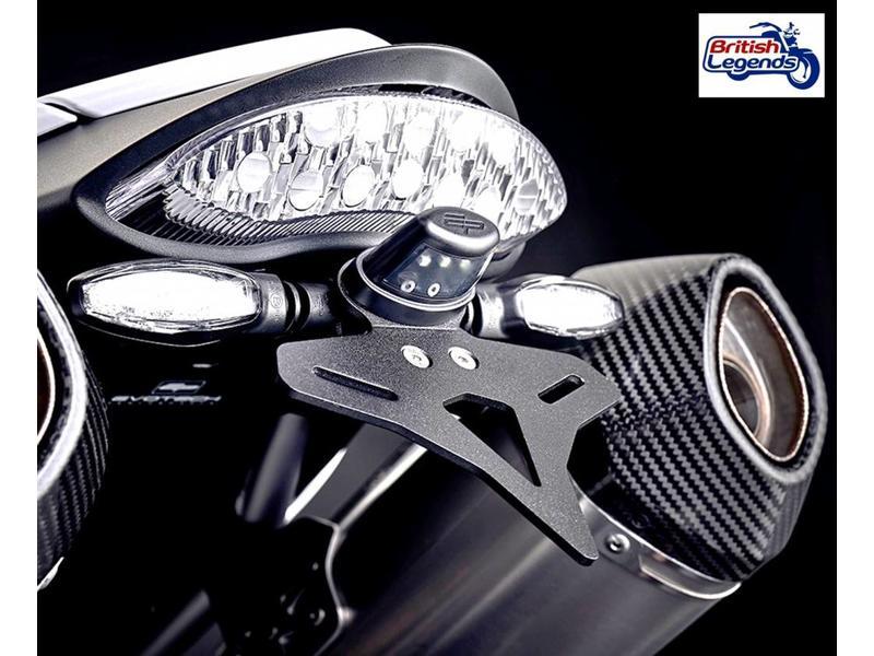 EvoTech Tail Tidy kit for Triumph Speed Triple
