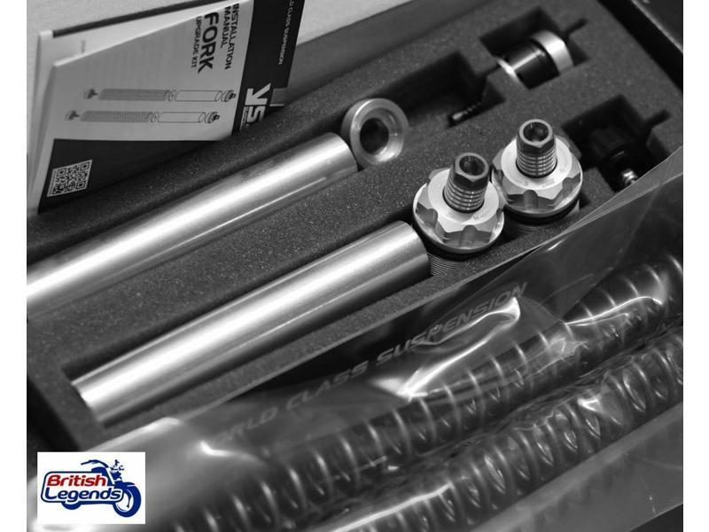 YSS Kit de Fourche YSS pour motos Triumph