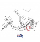 EXUP Valve Eliminator for Daytona 675