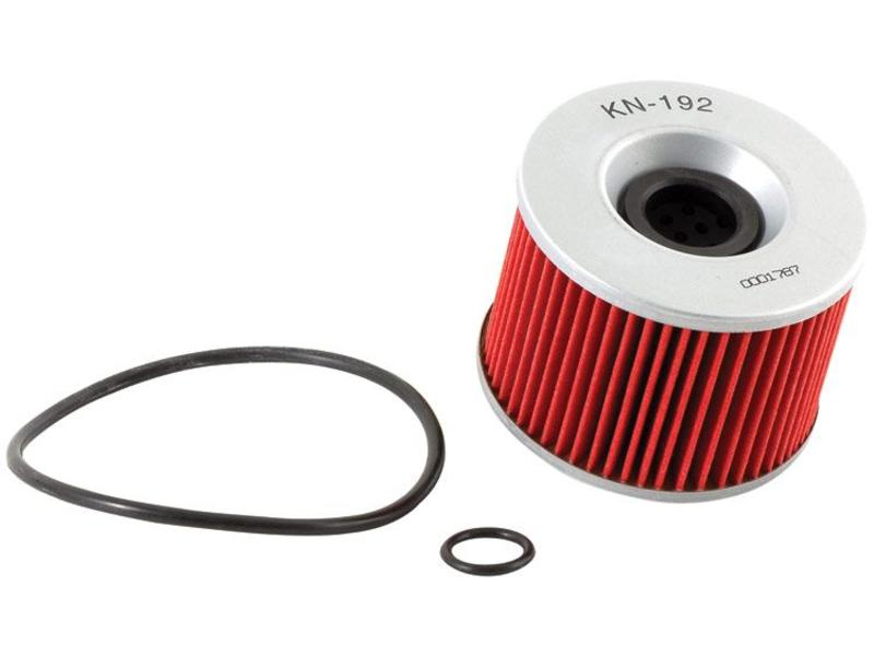 K&N Filters K&N Oil Filter for Triumph Motorcycles