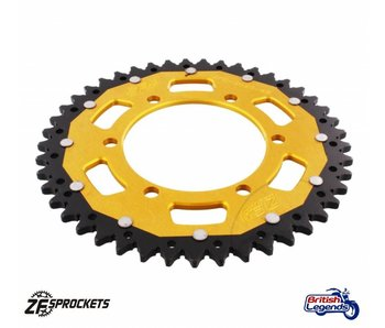Dual-Metal Sprocket