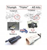 Air Injection Elimination Kit for Triumph 955/1050cc