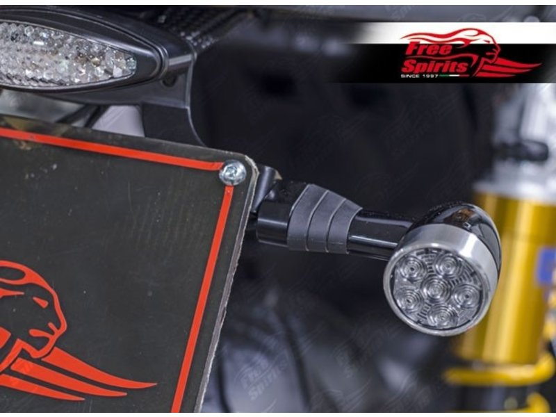 Motone Turn Signal Adapters for Triumph Twins