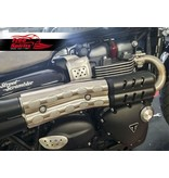 Free Spirits Bypass X-Pipe Triumph Twins 900/1200cc