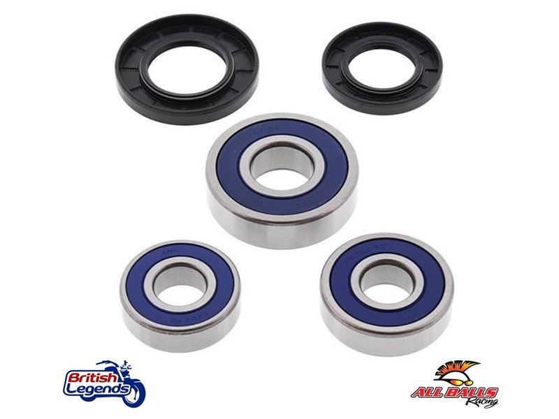 All Balls All Balls Wheel Bearings for Triumph motorcycles