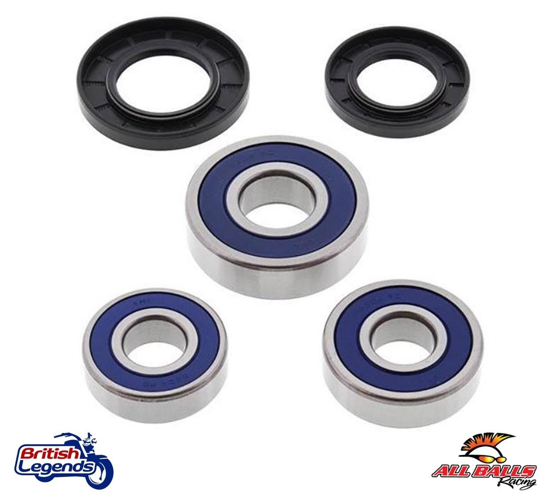 Wheel Bearing And Seal Kit All Balls Racing For Triumph Daytona 675 2006-2012
