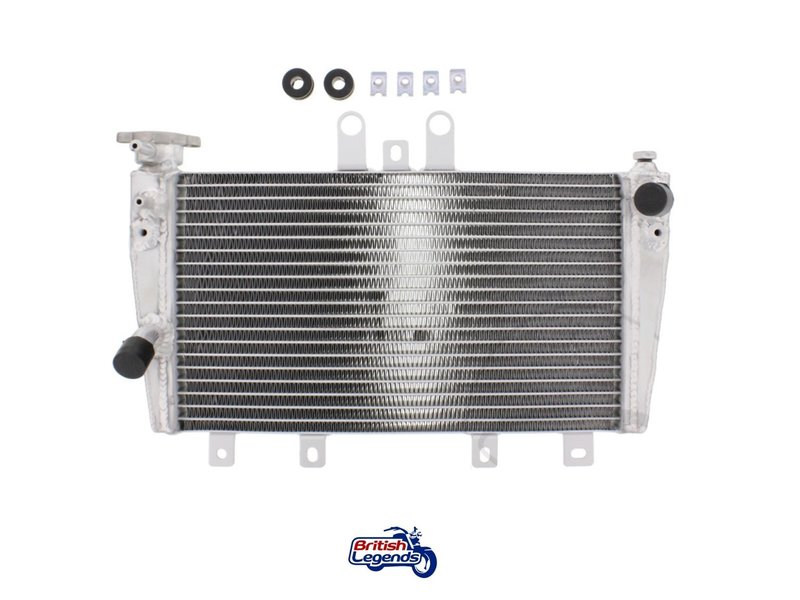 Replacement Radiator for Triumph Motorcycles