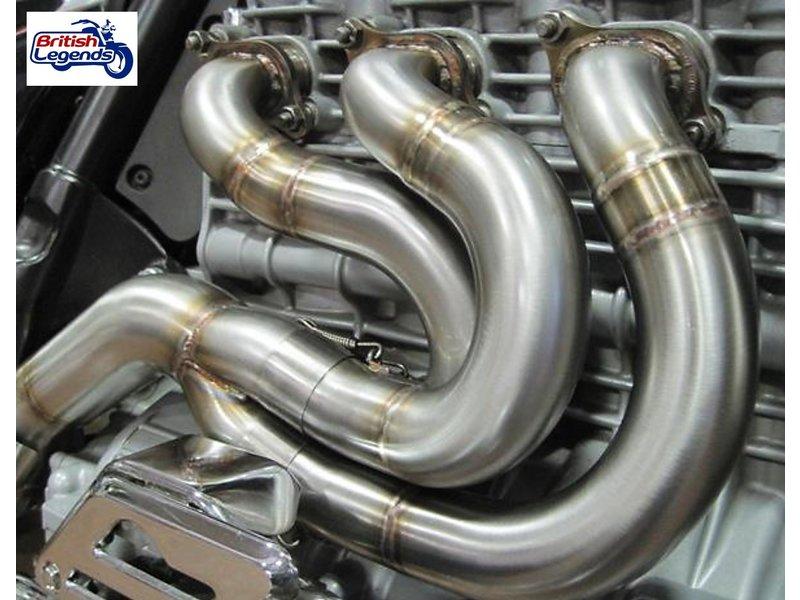 Zard Zard Full System for Triumph Rocket III