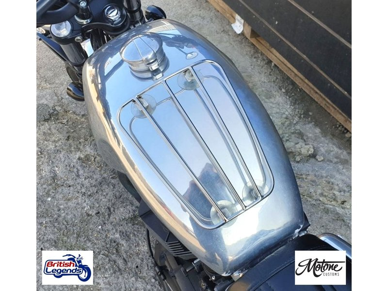 Motone Stainless Steel Tank Rack
