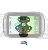 Free Spirits Support de GPS pour Triumph Twins