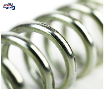 Zero-Friction Fork Springs