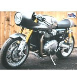 Stainless Steel 2-into-1 for Thruxton + Speed Twin