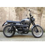 """MASS Moto Stainless Steel """"Mohave"""" Exhaust System"""