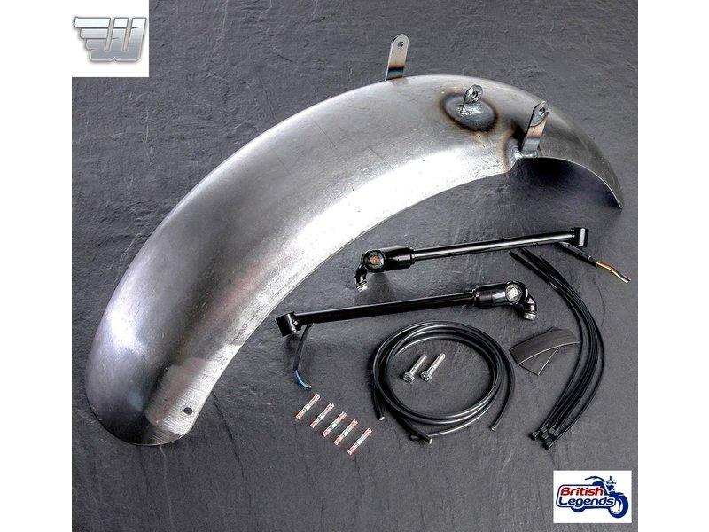 Wunderkind Short Rear Fender Kit for Bobber/Speedmaster