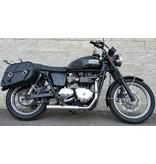 """MASS Moto """"Cross"""" Exhaust System Bonneville/Thruxton"""