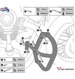SW-Motech Barres de Protection pour Kawasaki W800