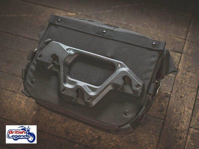 SW-Motech Canvas Saddle Bag Kit for Kawasaki W800