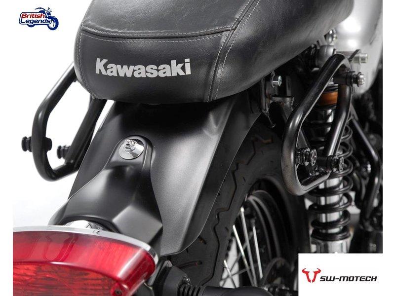 SW-Motech Barre + Sacoche Toile pour Kawasaki W800