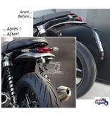 "Free Spirits Kit ""AR Court"" pour Triumph Speed Twin"