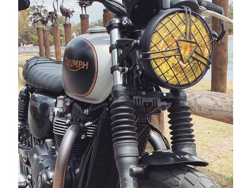 Motone Support de Redresseur for Triumph Twins 900/1200cc