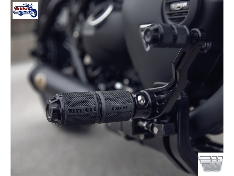 Wunderkind Triumph Bobber Advanced Controls