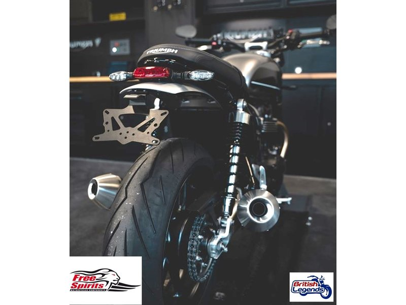 Free Spirits Tail-Tidy Kit for Triumph Speed Twin