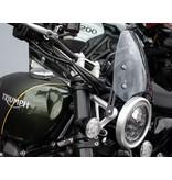 DART Pare-Brise Dart pour Triumph Scrambler 1200