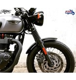 Motone Front Fender in moulded ABS for Triumph Twins