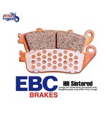"""EBC """"HH"""" Sintered Pads for Triumph Street Cup"""
