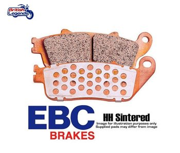 Brake Pads T-bird 1600/1700