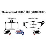 "EBC ""HH"" Sintered Pads for Thunderbird 1600/1700"