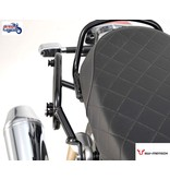 SW-Motech Canvas Saddle Bag Kit for Royal-Enfield