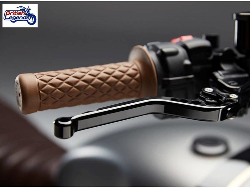Adjustable Alloy Levers for Royal-Enfield 650cc